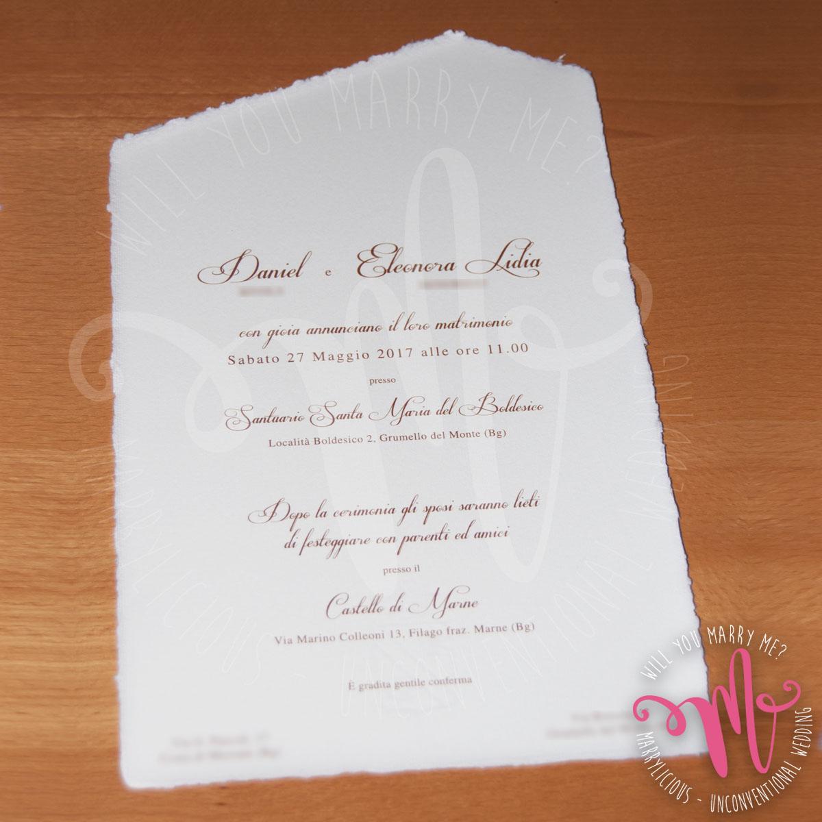 partecipazione carta amalfi
