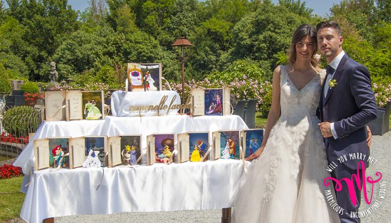 Tema Matrimonio Da Favola : Matrimonio con tema fate una scenografia d incanto nanopress donna