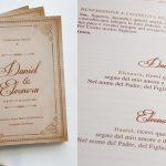 Libretti cerimonia: perché sono utili per il matrimonio