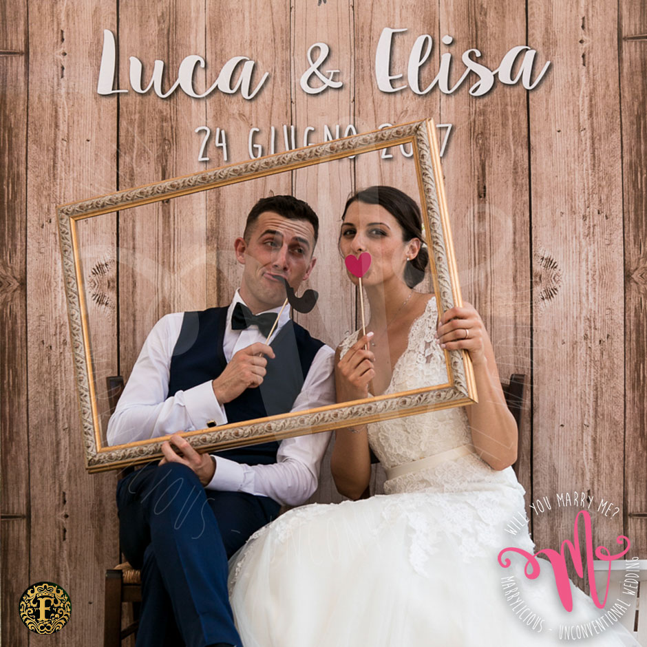 7e4fa155dae8 Il profumo dell amore nel grande giorno di Luca   Elisa - 2° parte ...