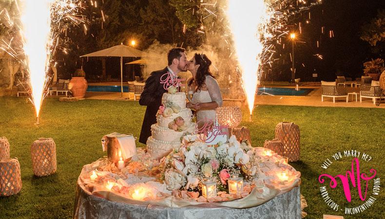 Auguri Di Matrimonio In Ritardo : Il sogno diventato realtà di riccardo e irene marrylicious