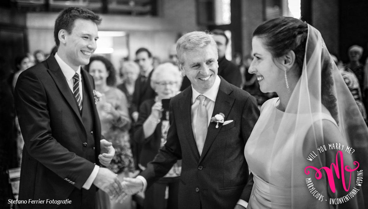 incontro sposi matrimonio