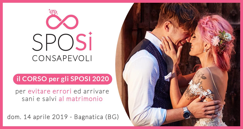 62f2220661cc SPOSI CONSAPEVOLI è il primo e unico corso dal vivo in Italia specializzato  nell organizzazione del matrimonio che aiuta le coppie prossime alle nozze  nel ...