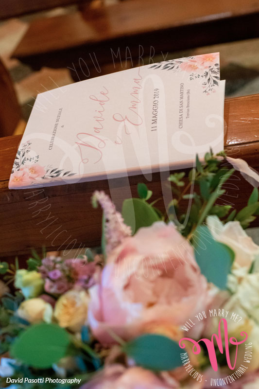 libretto cerimonia
