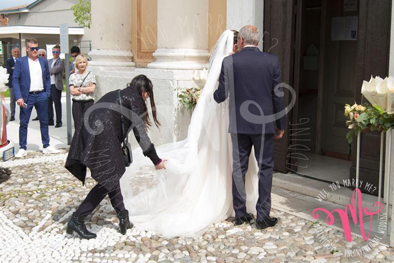 aiuto sposa