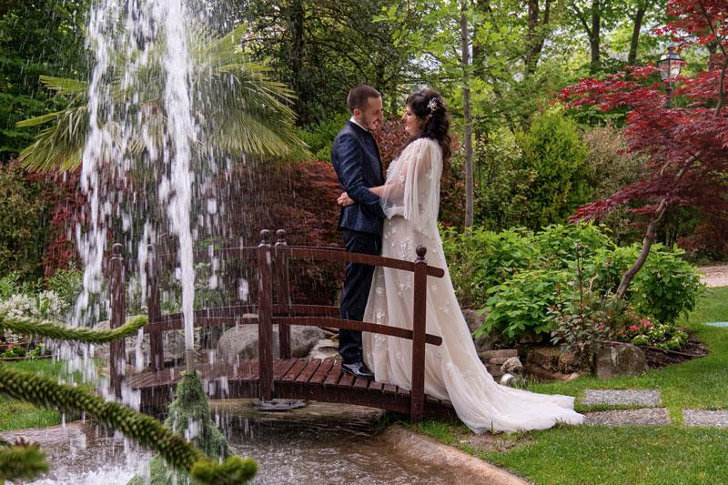 fontana sposi