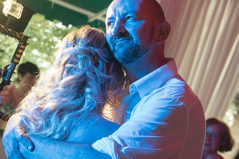 ballo sposa e papa