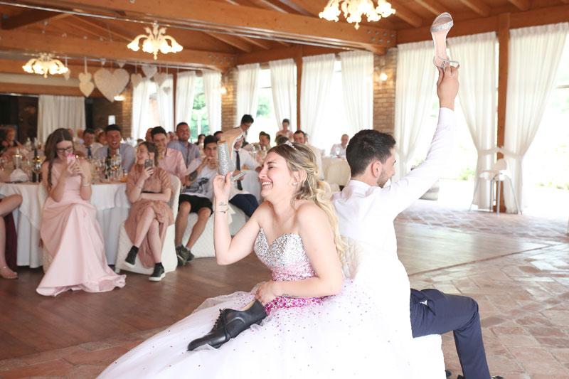 festa sposi