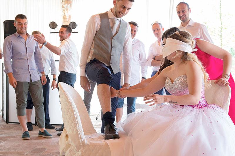 scherzi sposi